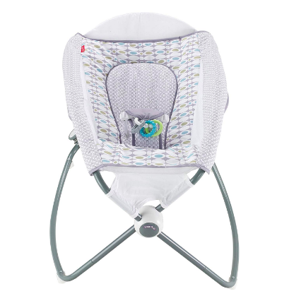Fisher-Price Auto Rock 'n Play Sleeper is sturdy & comfortable.