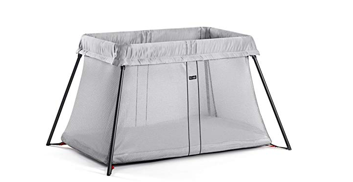 Our review of the Baby Bjorn Travel Crib Light
