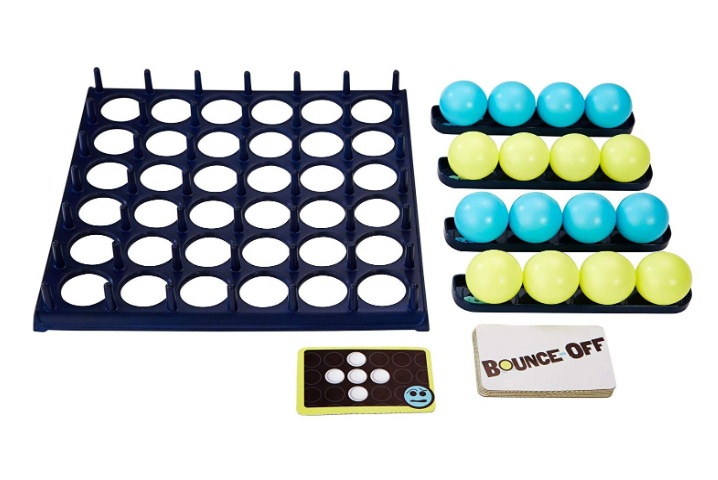 The Mattel Games Bounce-Off Game is easy & fun to play.