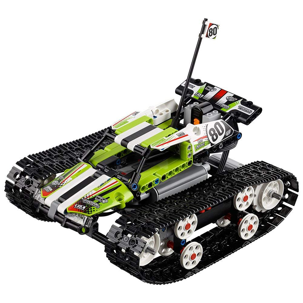 Tracked Racer