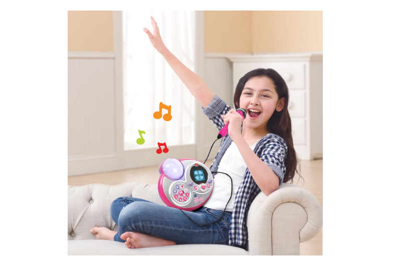 VTech Kidi SuperStar sing & record your favorite tunes
