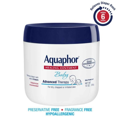 Aquaphor Baby Healing Ointment features