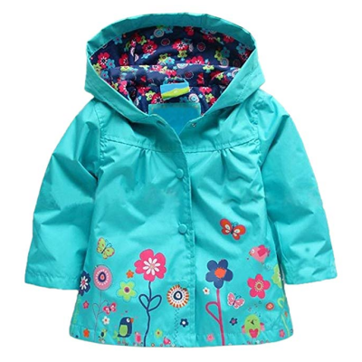 arshiner girl baby coat waterproof