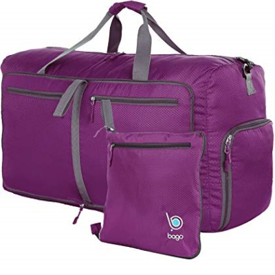 bago 80L hospital bag purple