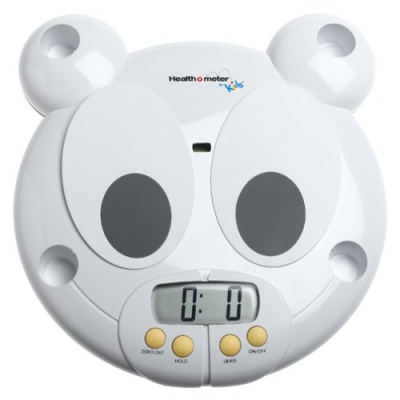 health o meter grow with me baby scale bear design