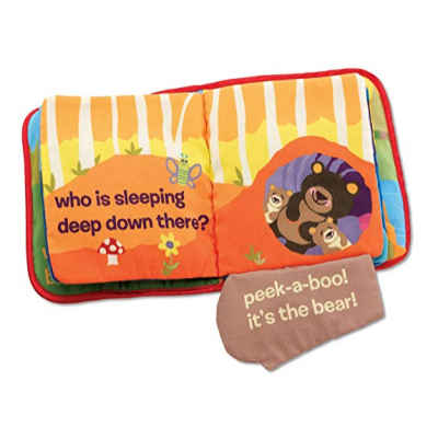9 Month Old Toys Lamaze Peek A Boo Forest Book Pages
