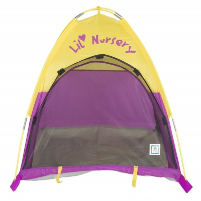 Pacific Bay Lil' Nursery Baby Tent front
