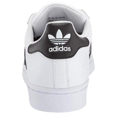 adidas superstars sneakers for kids back