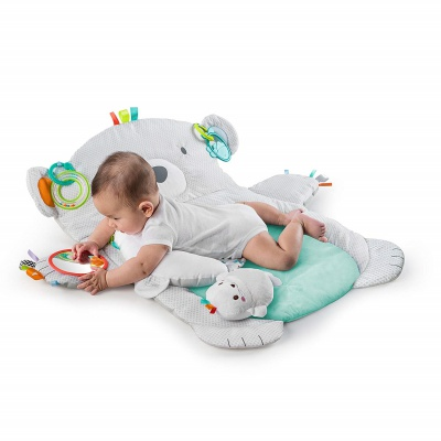5 Month Old Toys Bright Starts Tummy Time Play