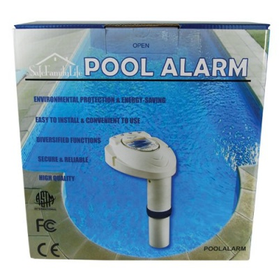 SafeFamilyLife Electronic Best Pool Alarms box