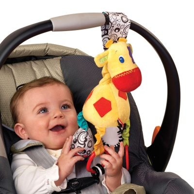 4 Month Old Toys Bright Starts Sensory Giraffe Infant