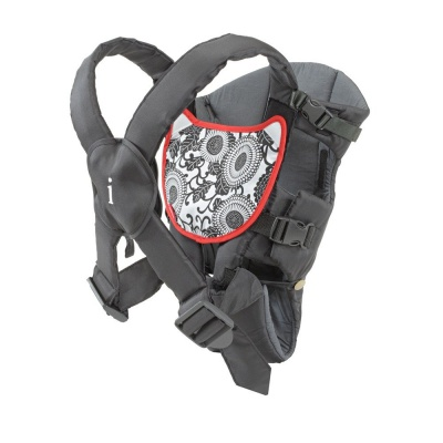 infantino swift classic baby carrier side