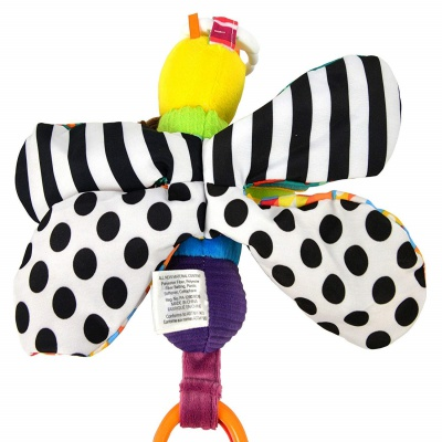 5 Month Old Toys Lamaze Freddie Firefly Wings