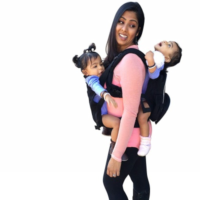 stuff 4 multiples twingaroo twin carrier comfortable