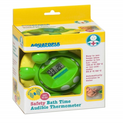 aquatopia baby bath thermometer package