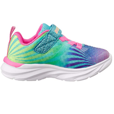 skechers girls pepsters sneakers for kids side