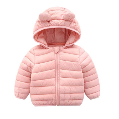 cecorc light baby coat puffer