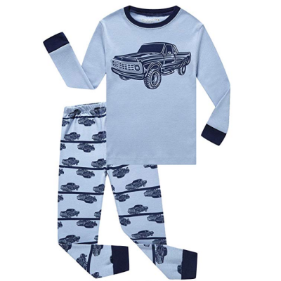 family feeling space baby pajamas cotton