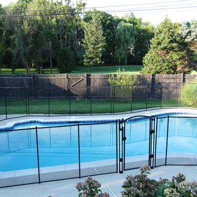 Sentry Safe Visiguard 4' Tall Best Pool Fences pool