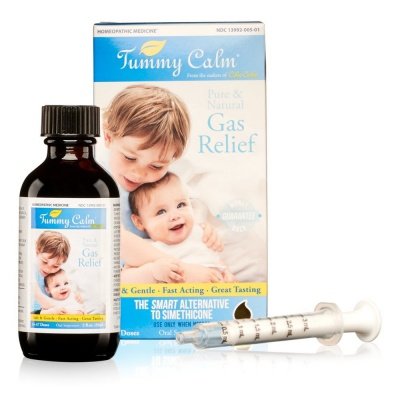 colic calm tummy 2 fl oz baby gas drops package