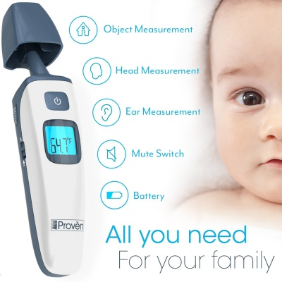 iProvèn TMT-215 baby thermometer features