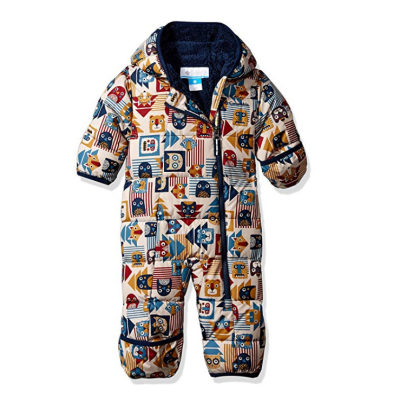 columbia frosty freeze baby snowsuit pattern