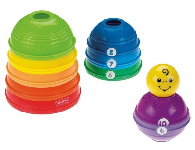 7 Month Old Toys Fisher Price Brilliant Basics Stack Cups Colors
