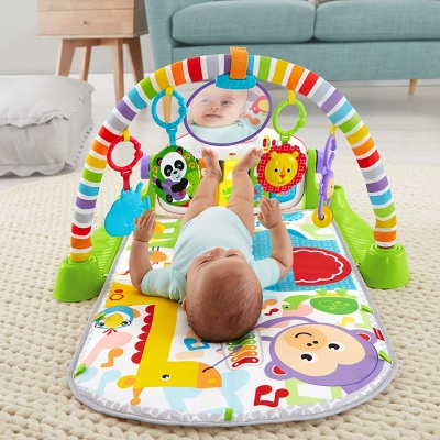 5 Month Old Toys Fisher Price Deluxe Kick n Play Baby