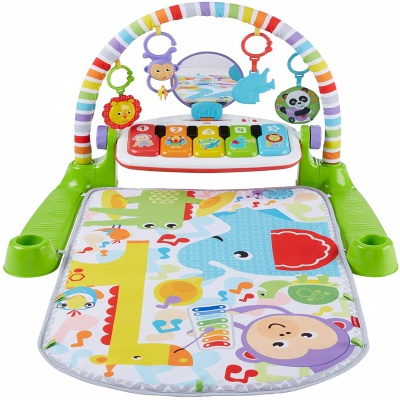 5 Month Old Toys Fisher Price Deluxe Kick n Play Full