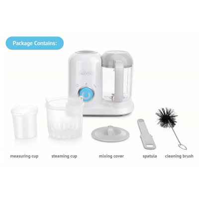 minne QOOC baby food processor mini