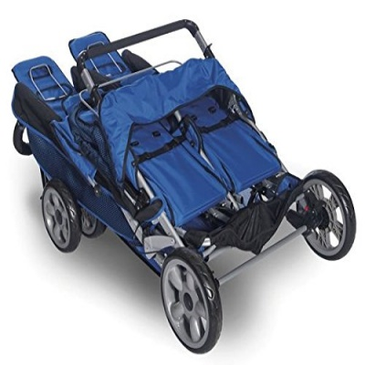 foundations worldwide regette triplet stroller folding