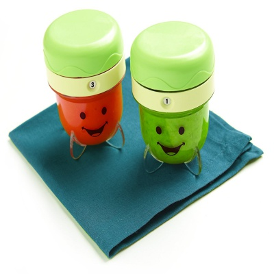 magic bullet baby food processor cups