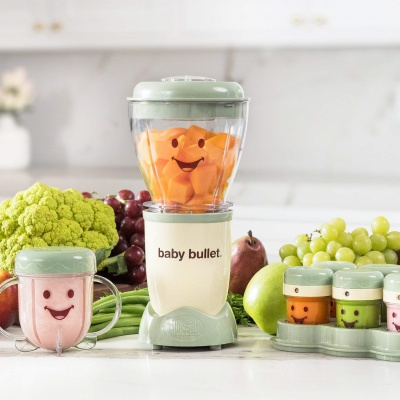 magic bullet baby food processor easy to use