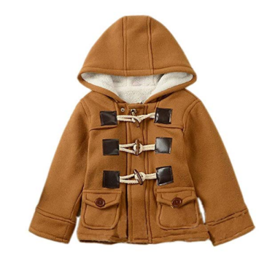 getuback boys baby coat cotton blend