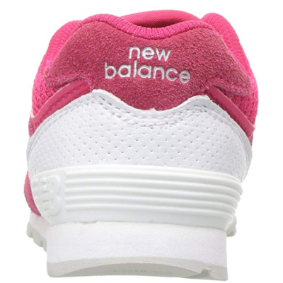 new balance KL574 sneakers for kids back