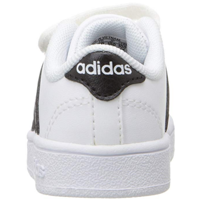 adidas baseline sneakers for kids back