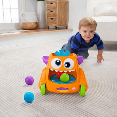 9 Month Old Toys Fisher Price Zoom N Crawl Baby