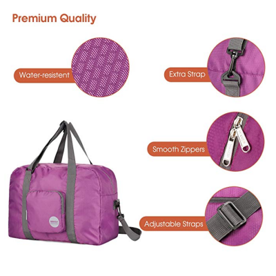 narwey packable carry on hospital bag features
