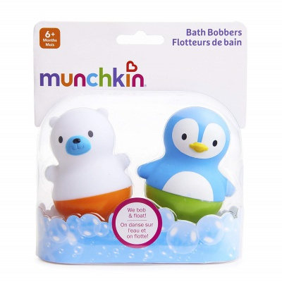 7 Month Old Toys Munchkin Bath Bobbers Package