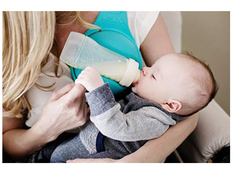 The Beebo offers parents a convenient feeding solution.