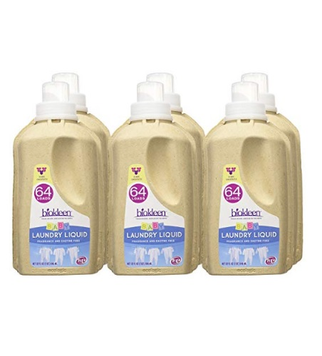 biokleen liquid eco-friendly baby laundry detergent bulk