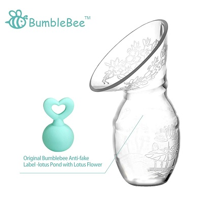 bumblebee manual gift box breast pump for mums pack close up