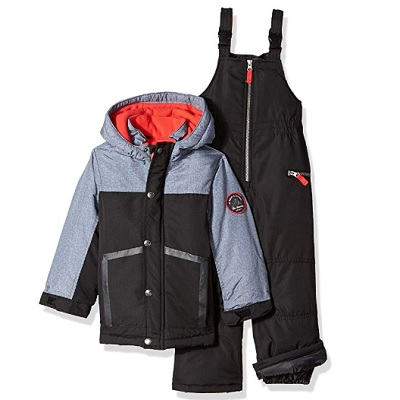 carter's boys' heavyweight baby snowsuit machine wash