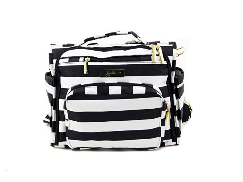 The JuJuBe B.F.F Diaper Bag in The First Lady style.