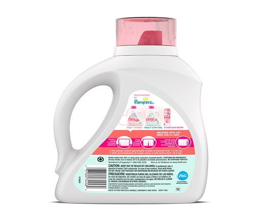 dreft stage 2 active hypoallergenic baby laundry detergent ingredients