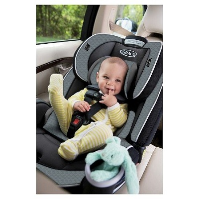 4Ever convertible graco car seat baby