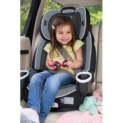 4Ever convertible graco car seat toddler