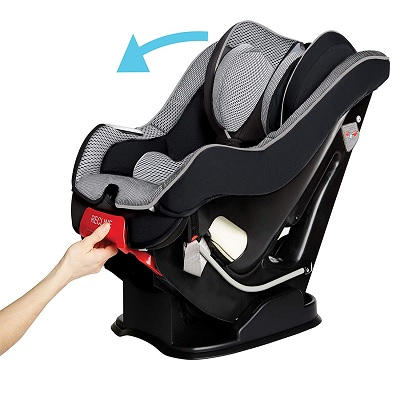 size4Me 65 convertible graco car seat positions