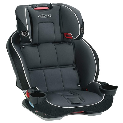 slimFit 3-in-1 convertible graco car seat front