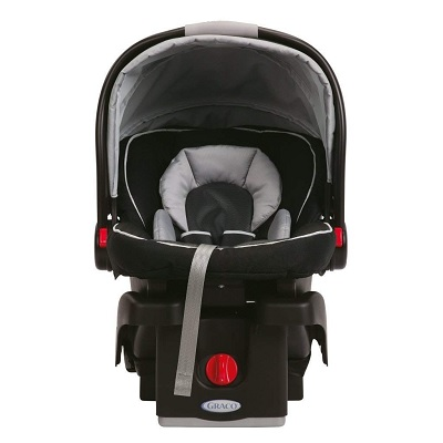 snugride 35 graco car seat front